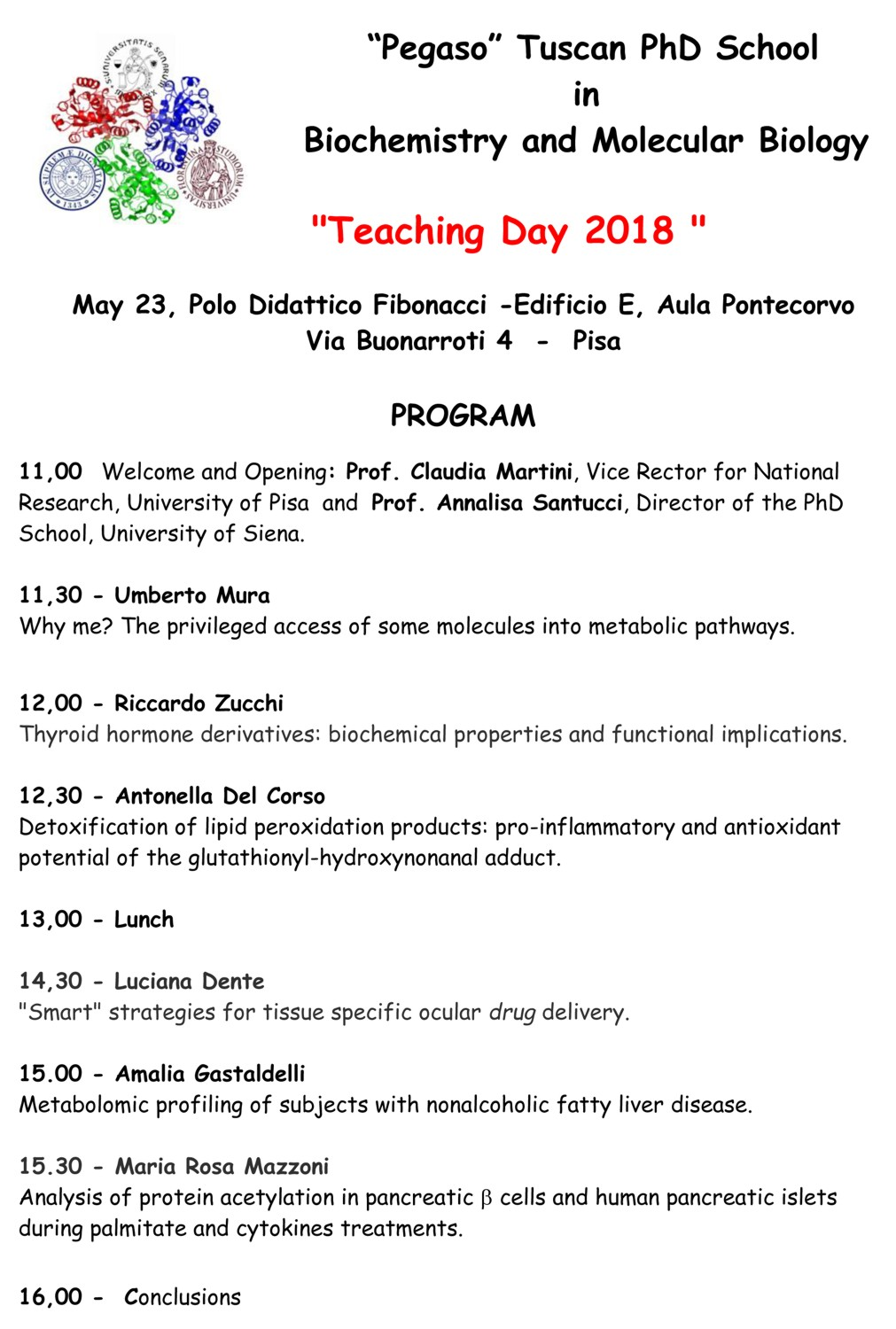 teaching day2018 1